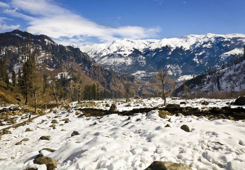 Beautiful Heavens Himachal Tour By Cab for 04 Nights 05 Days