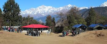 Chandrashilla with Chopta Trek Tour