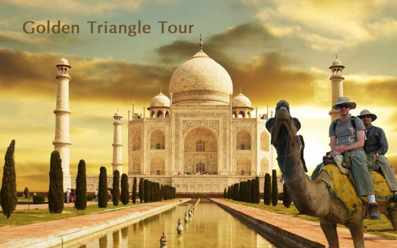 6 Days Golden Triangle Tours India
