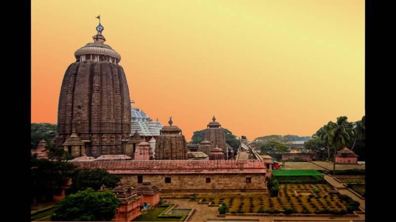 Bhubaneswar Puri 5 Days 4 Nights Tour