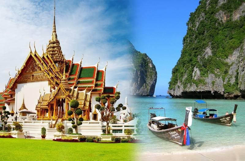 Thailand (Bangkok and Pattaya) Tour