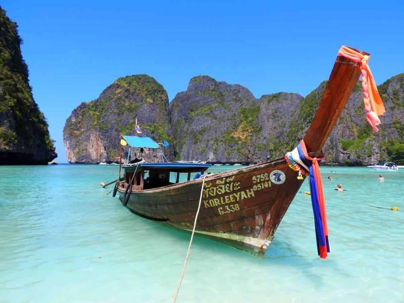 Thailand (3NKrabi and2NBangkok) Tour