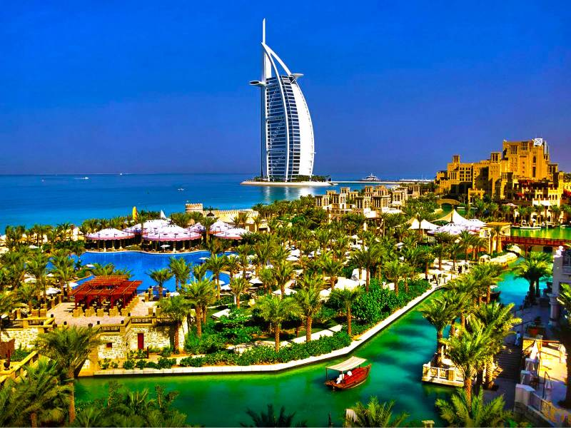 5 Days Dubai Tour