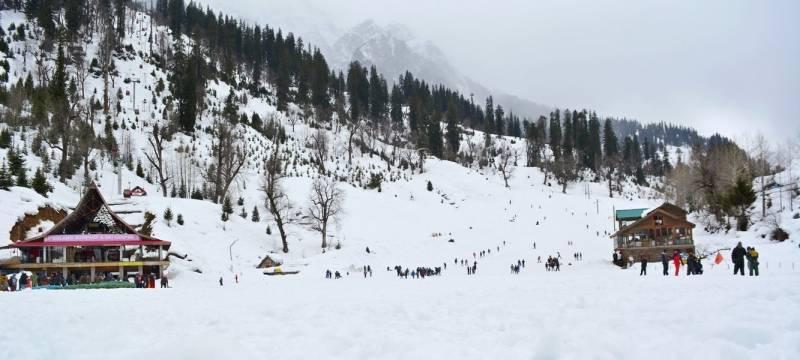 6 Days Himachal Pradesh Tour