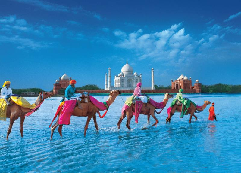 Golden Triangle Tour 5 Nights /6 Days