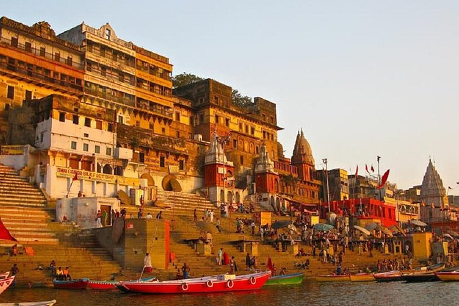 Golden Triangle with Varanasi ( Banaras) Tour