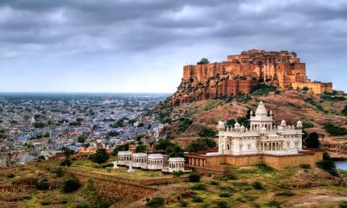 8 Nights /9 Days Rajasthan Itineraries Tour