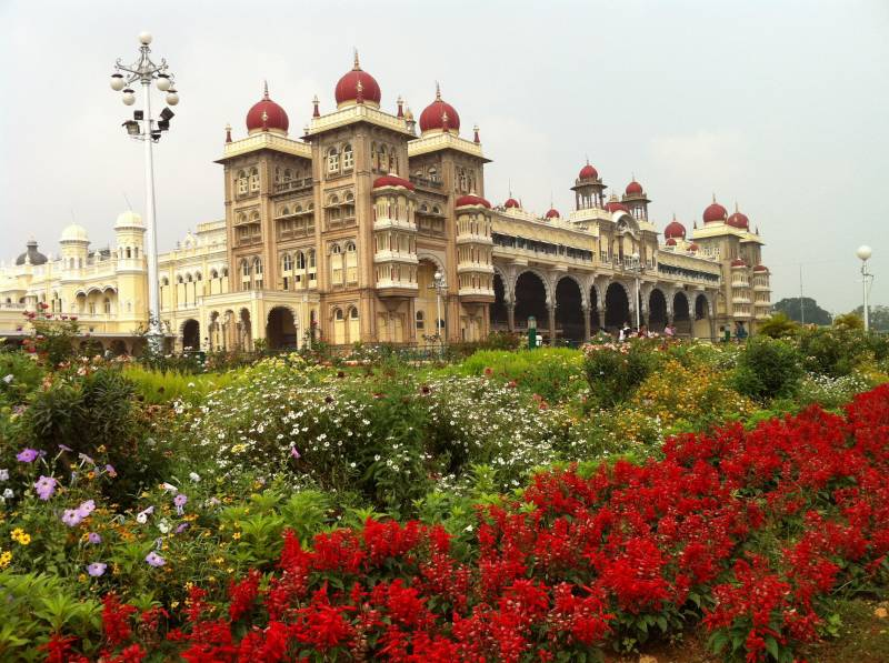 Golden Triangle of South India Tour