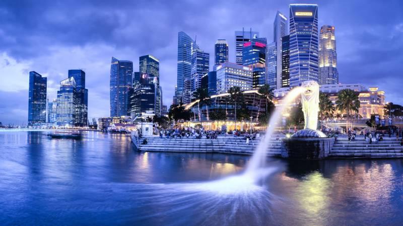 Singapore At Sky Tour