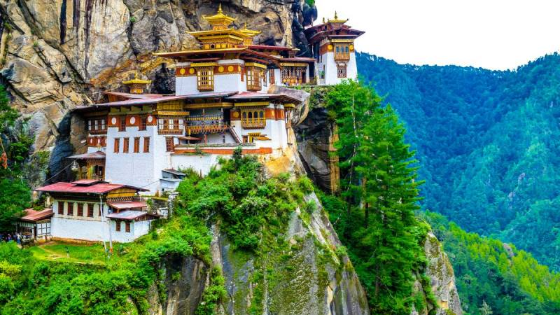 6 Night 7 Days Bhutan Tour Itenary