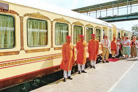 Golden Triangle Palace On Wheels Special Tour