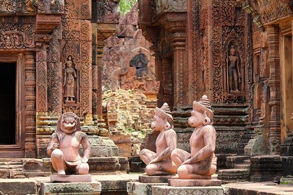 Siem Reap Tour Package 4 Days