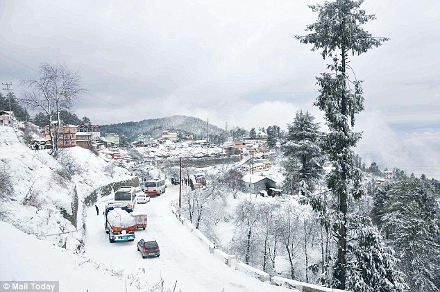 2N Shimla 3N Manali 1N Delhi Tour
