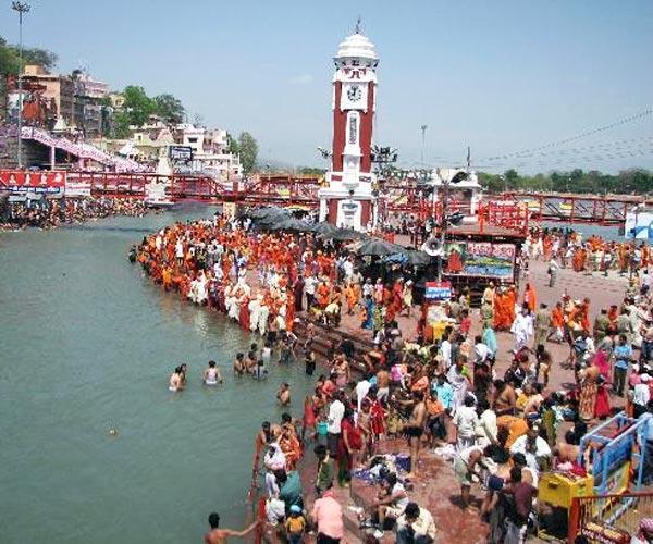 6 Days Dehradun Mussoorie Rishikesh Tour