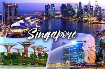 Basic Singapore with Cruise Tour