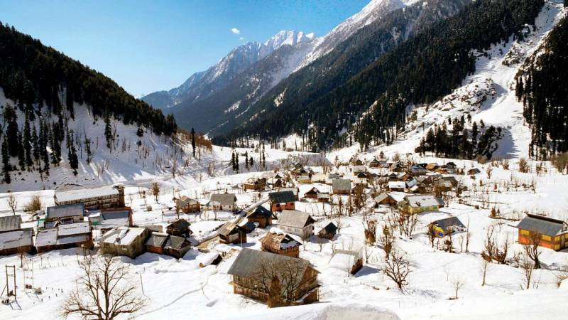Natural Beauty of Kashmir Tour (7N-8D )