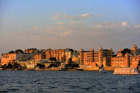 City of Lakes Udaipur - with Return Flights
