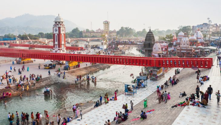MUSSOORIE + HARIDWAR WITH FORTUNE - 3N WITH RETURN FLIGHTS