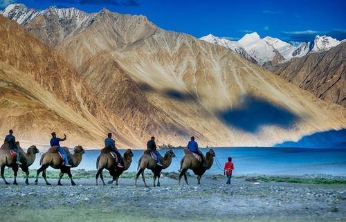 Jeep Safari to Leh with Nubra valley Tour