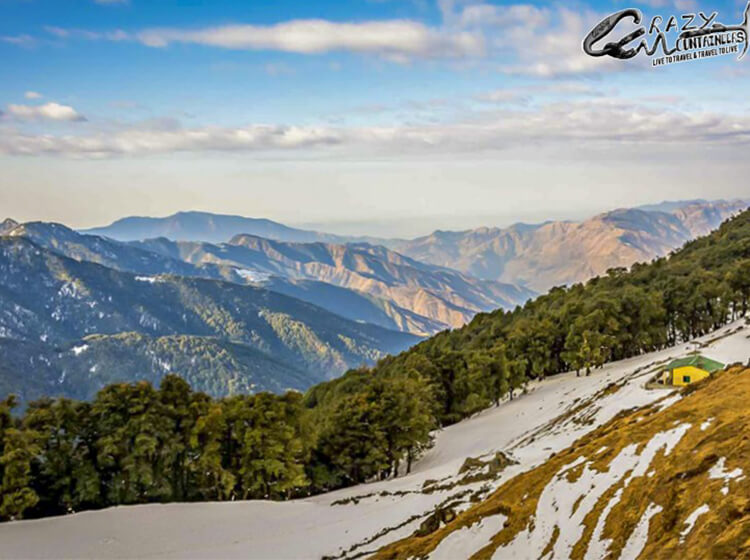 Nag Tibba Trek Tour