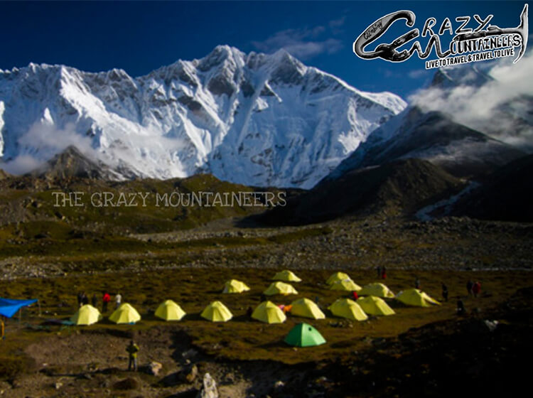 Bagini Glacier and Changbang Base Camp Package