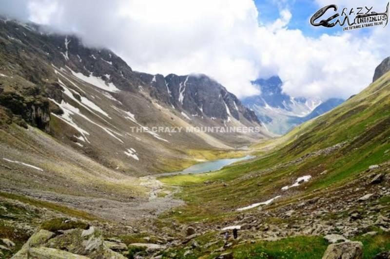 Bhuran Ghati Pass Trek Tour
