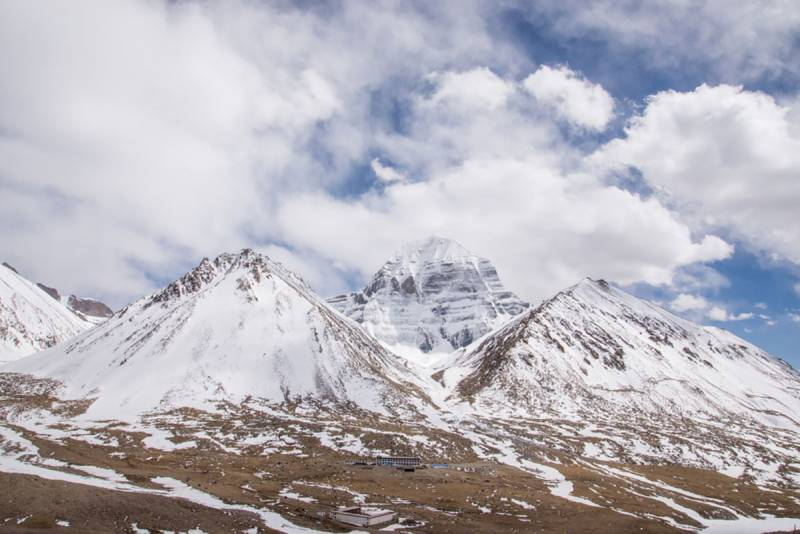 Kailash Yatra By Helicopter Without Prikrama Tour