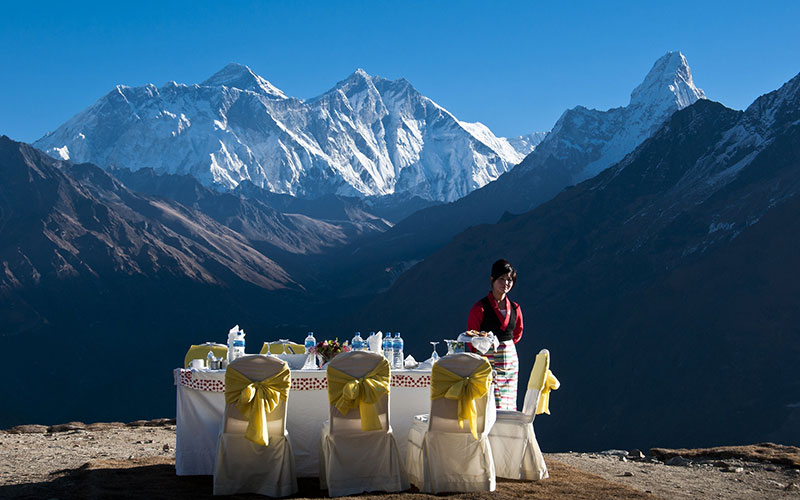 A Highly Intriguing Everest Experience Tour