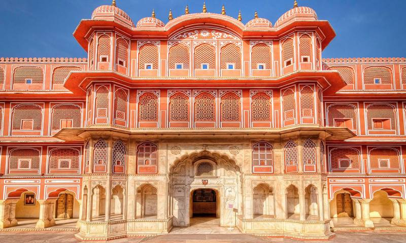 Rajasthan Pink City Tour 3 Nights/4 Days