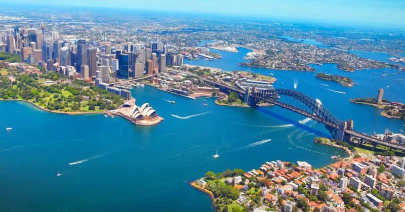 Australia Dreaming Tour