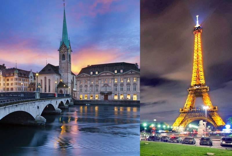 A Taste of Europe Tour