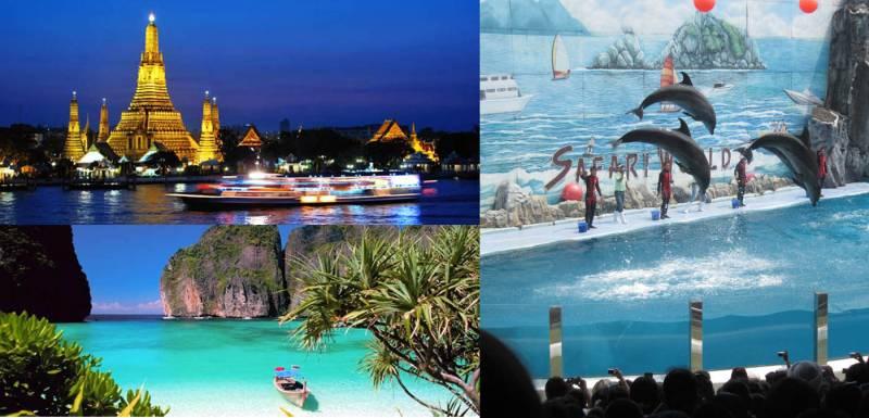 STUNNING KRABI AND BANGKOK TOUR