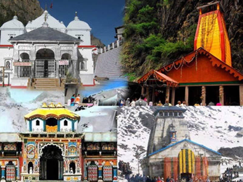 Char Dham Yatra in Himalayas Tour