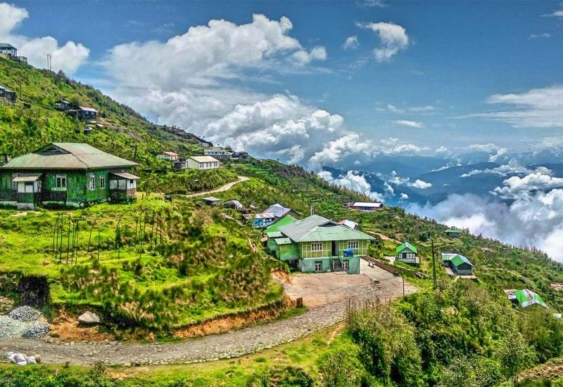 4 Nights 5 Days Sikkim Tour