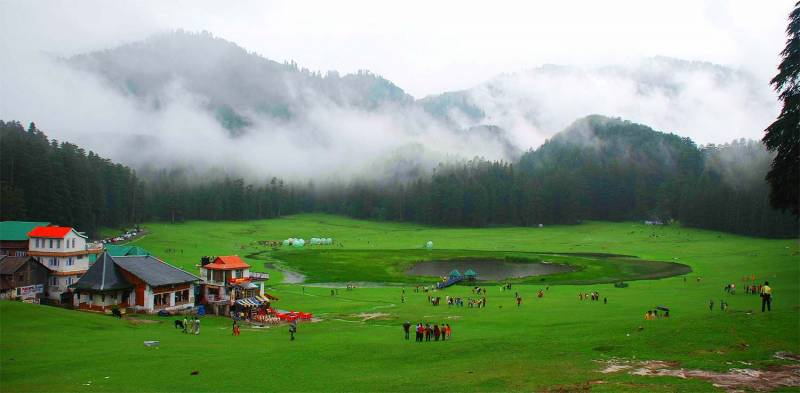 11 Days / 10 Nights Palanpur To Shimla Tour