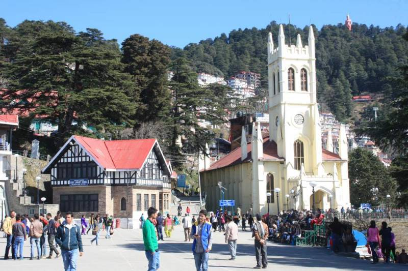 Shimla-Manali holiday package via personal cab 5 Nights 6 Days