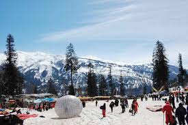 Manali Ex Chandigardh Tour