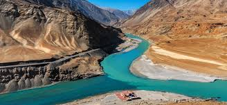 Leh City- Sangam River Package