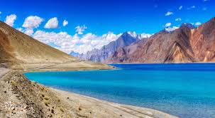 Leh- Sangam River- Khardong La Pass- Pangong Lake Tour