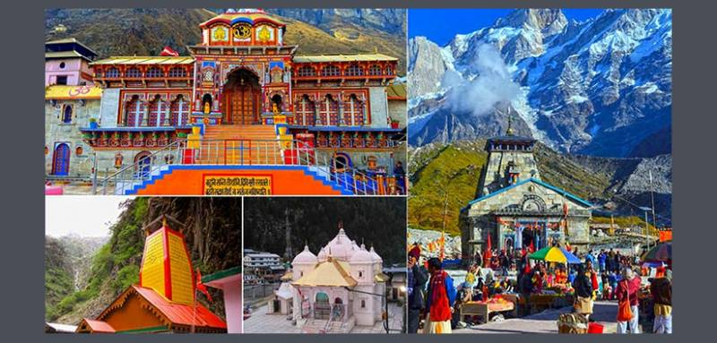 Do Dham Yamunotri- Gangotri Uttarakhand Tour Package