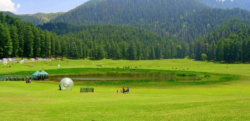 Magical Dharmashala Dalhousie with Manali Duration: 06 Nights / 7 Days