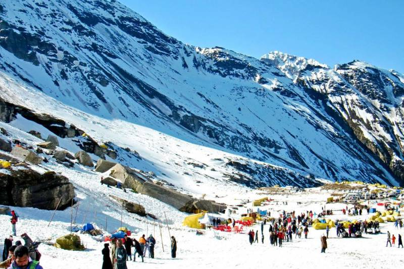 Amazing Manali Spiti Valley (Volvo) Duration Starts : 6 Nights/7 Days