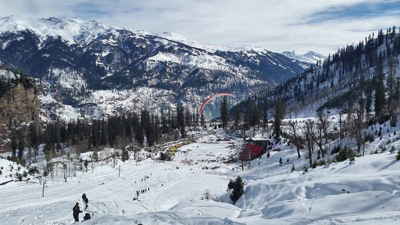 Mystic Manali (Volvo) Duration: 04 Nights / 05 Days