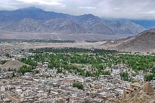Leh Ladakh Tour Package Via Srinagar