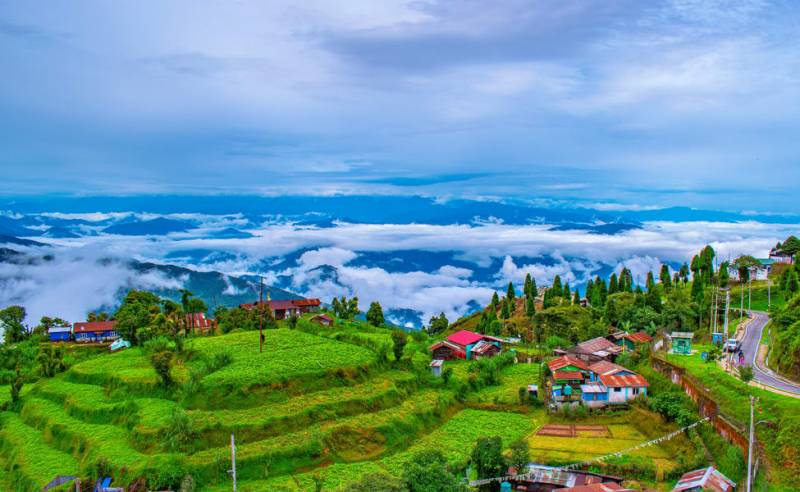 NORTH-EAST AND SIKKIM TOUR