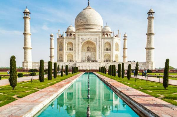 Taj Mahal Tours Tour