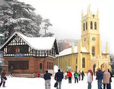 Shimla Manali Hill Station Tour