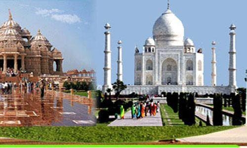 Delhi Agra Mathura Tour