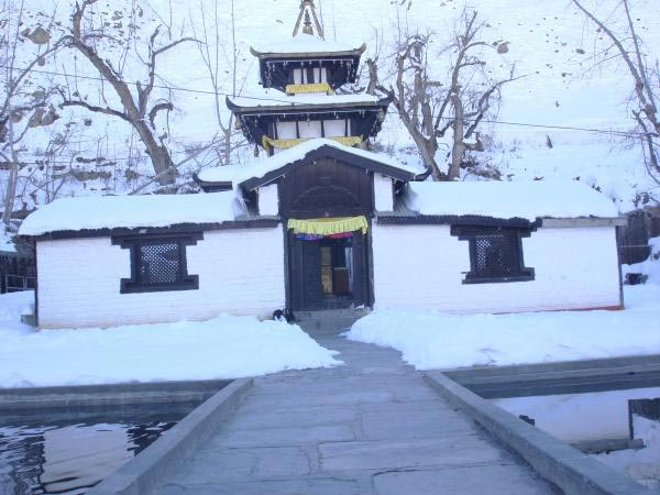Muktinath Darshan Tour