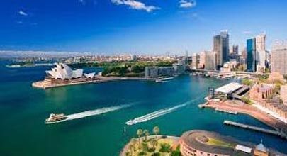 Australia & Newzealand Combo Tour